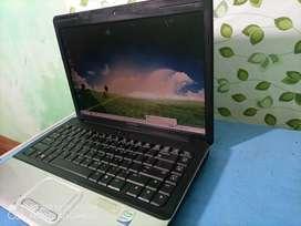 Laptop HP Compaq CQ 40, Ram 4 Gb siap WFH