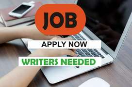 Simple writing job opportunities for everyone