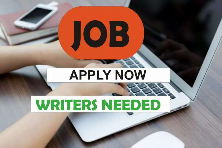 Simple writing job opportunities for everyone 0