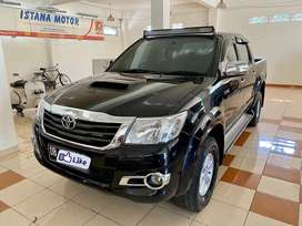 Hilux Double Cabin 2.4 G 4x4 Manual 2015
