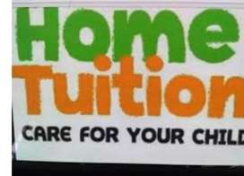 Home tuition for your children