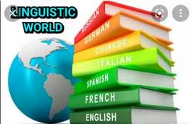 Need Spanish and French tutor for language institute