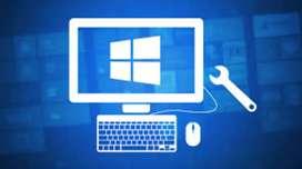 Service dan Install PC/Laptop
