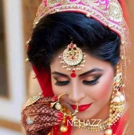 Best bridel mekup in Delhi to Punjab nd booking now my cont num