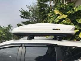 Roof Box Rak mobil Pajero Fortuner Otorack Premium