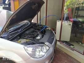 Engine Decarbonising ( Engine Carbon Cleaning )