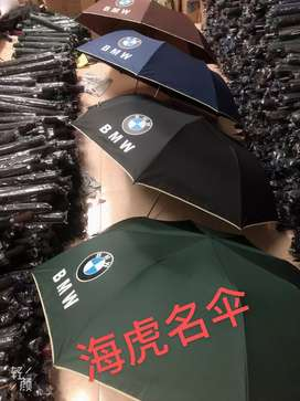 New design umbrella imported with BMW logo