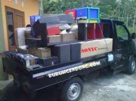 Jasa kirim barang antar pindahan sewa losbak rental mobil pickup bak