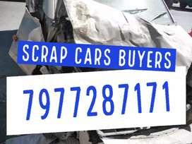 SCRAP CARS BUYERS