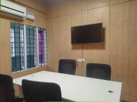 plug and play office spaces 7 seater private cabin office for rent