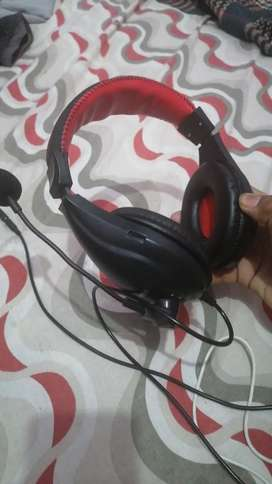 JITENG G830 headphone gaming for sale. Pc and laptop and also mobile