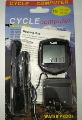 Speedo Meter Sepeda Digital