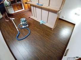 laminate wooden flooring