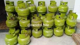 Tabung gas melon 3 kg