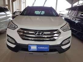 Hyundai Santa Fe at diesel 2012 Putih