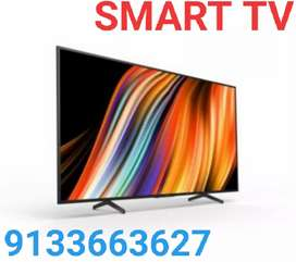 """3YEARS WARRANTY ( NEW 50"""" SMART ) android LED TV UHD 4K TECHNOLOGY"""