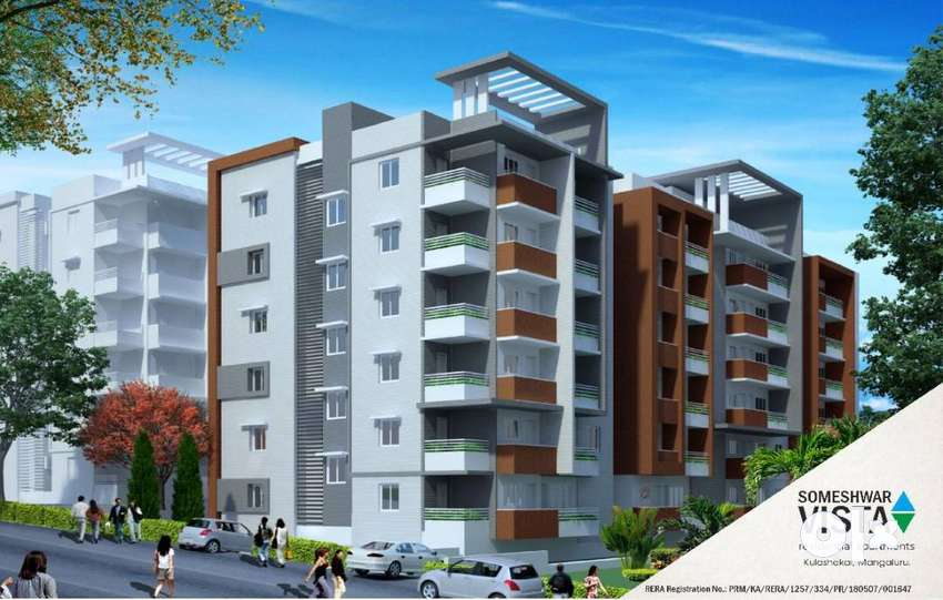 Spacious 1Bhk apartment for Sale 0