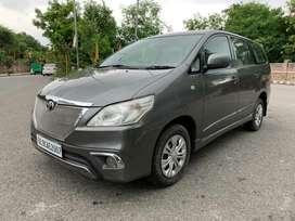 Toyota Innova 2.0 VX 7 STR BS-IV, 2014, Diesel