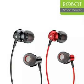 Robot RE240 In-ear TiltHigh-Definition Sound Quality Wire Earphone