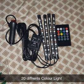 Bike Light 20 different colors
