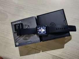 Go noise Color pro 3 Smart Watch 3 month Old