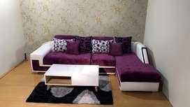 Sofa L minimalis bandung