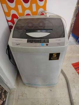 In warranty fully automatic Onida washing machine.