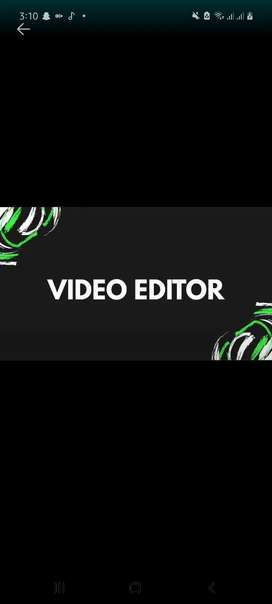 Professional Video Editor Available Here!! | Videographer