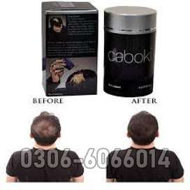Cover Hair baldness with Toppik & Caboki hair Building Fiber