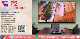 Smart SMD LED Indoor outdoor video wall