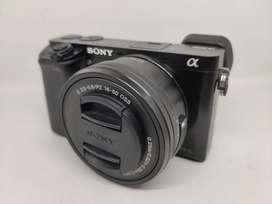 Jual Cepat Sony a6000 lensa kit kamera mirrorless a 6000