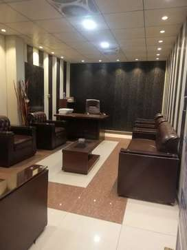 Shop available for rent in commercial market