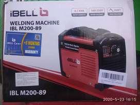 Ibell welding machine