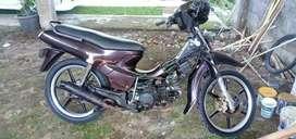 Kawasaki kaze 1996
