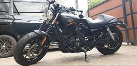 Harley Davidson HD street XG 500 2015 km low - bukan sportster