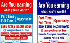Call us for more details to earn More money with simple work