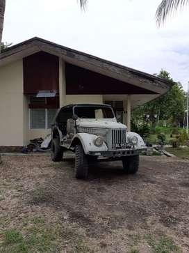 dijual mobil GAZ 63