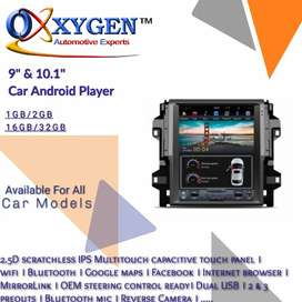 ANDROID PLAYERS FOR CAR