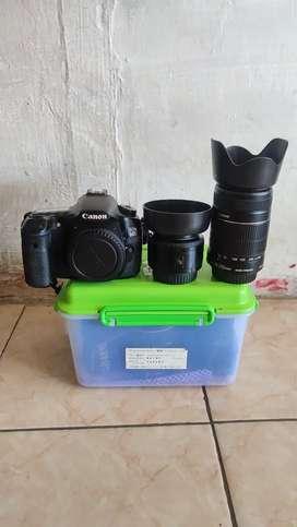 Canon semi pro 60D