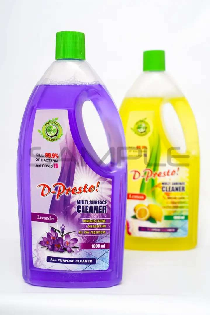 D-Presto! Surface Cleaner 0