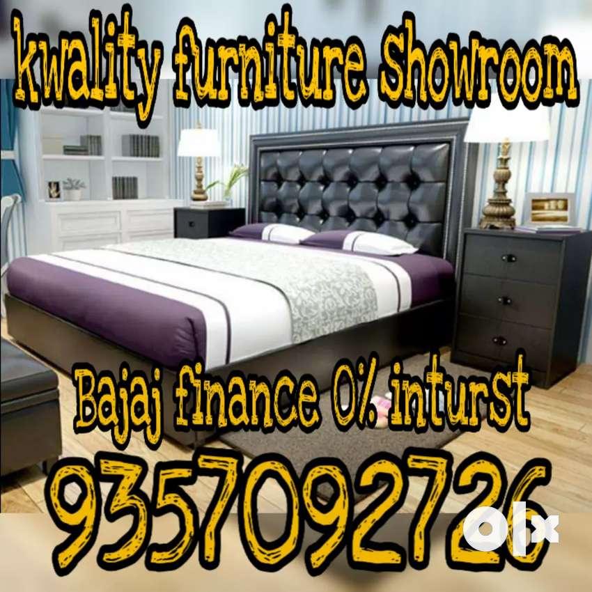New bed bajaj finance per ley furniture 0