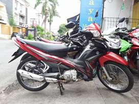 Yamaha jupiter Z 2010 super mulus..promo murah Tofeli JAYA motor