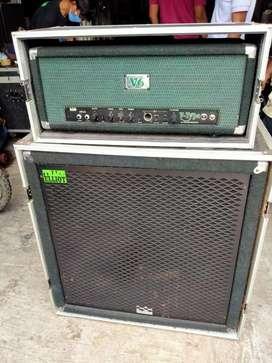 Ampli bass trace elliot v6 original