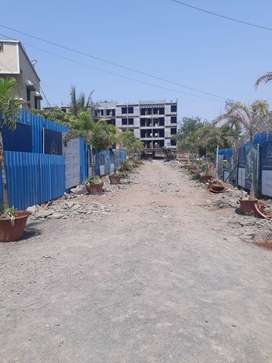 %Get very beautiful % 1BHK % Flat for Sale In Marunji, Hinjawadi.%
