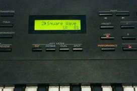 Roland JV30 not korg not yamaha