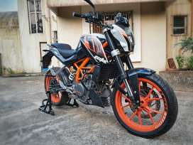 Duke 390 ABS