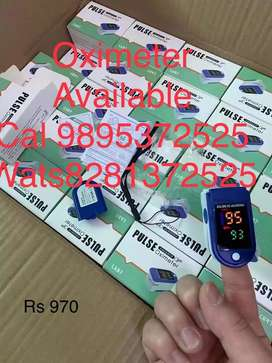 OXIMETER AND PULSE