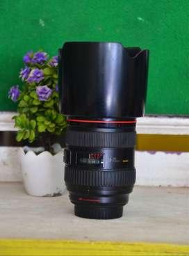 Lensa canon 24-70mm f2.8 L series