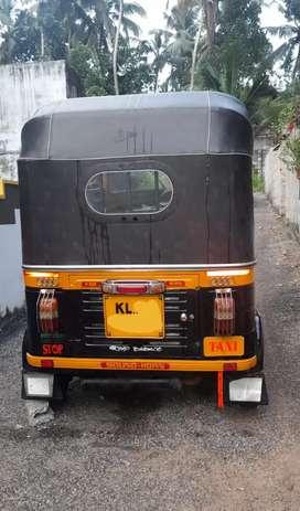 Bajaj petrol auto 2011 model