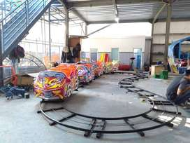 kereta rel bawah lantai mini roller coaster odong TERBARU 11